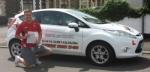 Sam Daniels passed with XLR8 Wales Driving School