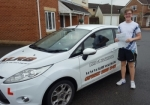 Sam Wiltshire passed with XLR8 Wales Driving School