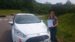 Samantha Eastcott passed with XLR8 Wales Driving School