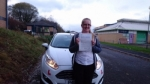 Samantha Osbourne passed with XLR8 Wales Driving School