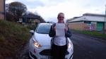 Samantha Osbourne passed with XLR8 Wales Driving School