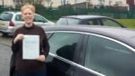 Samantha Howells passed with XLR8 Wales Driving School