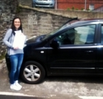Sarra passed with XLR8 Wales Driving School