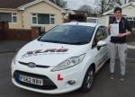 Scott Jones passed with XLR8 Wales Driving School