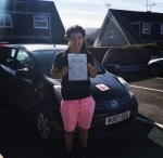 Sean Peacegood passed with XLR8 Wales Driving School