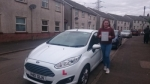 Shannon Morris passed with XLR8 Wales Driving School