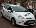 Shannon Rees passed with XLR8 Wales Driving School