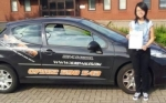 Sidi passed with XLR8 Wales Driving School