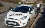 Sinead Peachey passed with XLR8 Wales Driving School