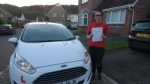 Sophie Davies passed with XLR8 Wales Driving School