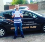 Tezzy passed with XLR8 Wales Driving School