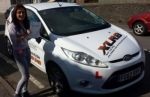 Tyesha Cullen passed with XLR8 Wales Driving School