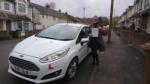 Viktorjia Rowe passed with XLR8 Wales Driving School