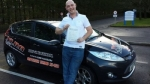 Wayne Williams passed with XLR8 Wales Driving School