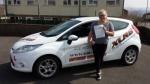 Adina Jones passed with XLR8 Wales Driving School