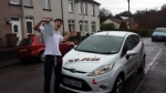 Danny Averiss passed with XLR8 Wales Driving School